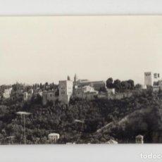 Fotografía antigua: LA ALHAMBRA DE GRANADA (TAMAÑO 9 X 14). Lote 277514033