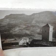Fotografía antigua: ANTIGUA FOTOGRAFIA.SALDES.BARCELONA 1952. Lote 277516153
