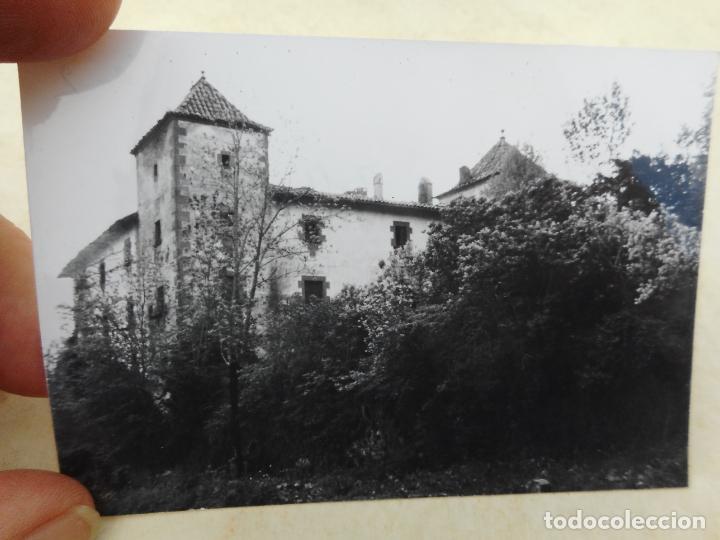 ANTIGUA FOTOGRAFIA.BAR DE COLLSACABRA.GERONA 1966 (Fotografía Antigua - Fotomecánica)