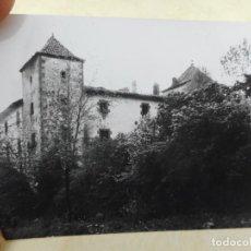 Fotografía antigua: ANTIGUA FOTOGRAFIA.BAR DE COLLSACABRA.GERONA 1966. Lote 277517423