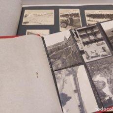 Fotografía antigua: DOS ALBUMS DE FOTOGRAFÍAS / MAYORMENTE DE LOS AÑOS 70' / EN TOTAL 190 / VER FOTOS.. Lote 277630773
