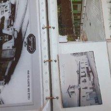 Fotografía antigua: RECOPILACIÓN DE TRANVÍAS DE SEVILLA. Lote 277642398