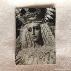 Fotografía antigua: SEMANA SANTA SEVILLA - HERMANDAD BELLAVISTA - ANTIGUA FOTOGRAFÍA VIRGEN DEL DULCE NOMBRE. Lote 277839113