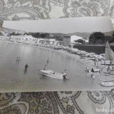 Fotografía antigua: ANTIGUA FOTOGRAFIA.BAÑOS S'AGARO. GIRONA 1969. Lote 278526028