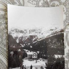 Fotografía antigua: ANTIGUA FOTOGRAFIA.LA MOLINA.PIRINEO CATALAN.GERONA 1970. Lote 278526663