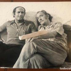 Fotografia antiga: FOTÓGRAFO MELI. ENRIQUE SABATE Y SALVADOR DALI. Lote 283863123