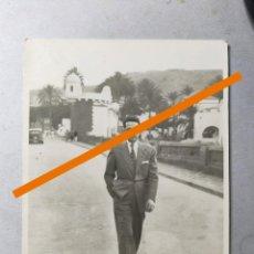 Fotografía antigua: ANTIGUA FOTOGRAFÍA. EN LAS PALMAS. AÑO 1950.. Lote 284293498