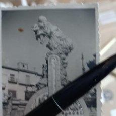 Fotografía antigua: ANTIGUA FOTO FALLA DE VALENCIA 1949 MERCADO MANUSCRITO REVERSO DESCRIPCION. Lote 285500853