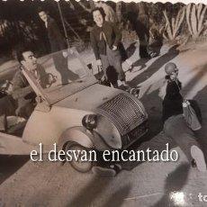 Fotografía antigua: BISCUTER. BARCELONA 1957. FOTO ORIGINAL 10 X 8 CTMS. Lote 287906518
