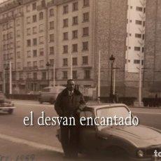 Fotografía antigua: AVENIDA DIAGONAL. BARCELONA 1959. FOTO ORIGINAL 10 X 8 CTMS. PEQUEÑO UTILITARIO BMW?. Lote 287909508