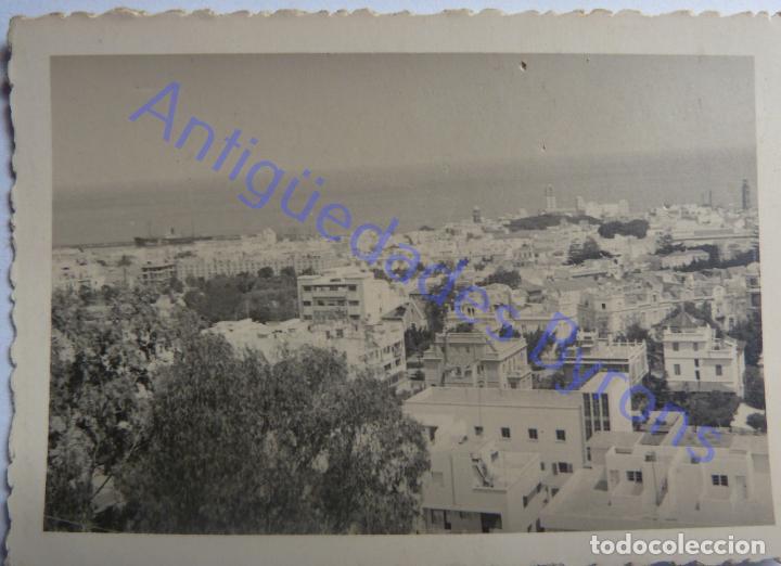 FOTOGRAFÍA ANTIGUA. SANTA CRUZ DE TEENRIFE. (10 X 6,5 CM) (Fotografía Antigua - Fotomecánica)