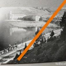 Photographie ancienne: ANTIGUA FOTOGRAFÍA DE NURIA. GIRONA. FOTO AÑOS 60.. Lote 288167663