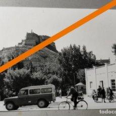Photographie ancienne: ANTIGUA FOTOGRAFÍA DE MONZÓN. HUESCA. FOTO AÑOS 60.. Lote 288169693