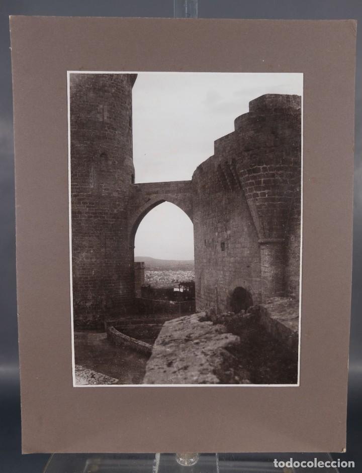 FOTOGRAFIA PUENTE AÑOS 30-40 (Fotografía Antigua - Fotomecánica)
