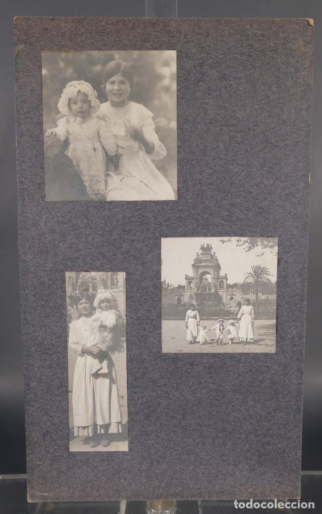 FOTOGRAFÍAS NIÑOS AÑOS 20-30 (Fotografía Antigua - Fotomecánica)