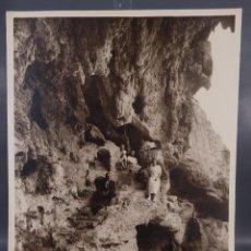 Fotografía antigua: FOTOGRAFÍA FAMILIA EN LA MONTAÑA AÑOS 30-40. Lote 288215963