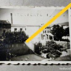 Fotografía antigua: ANTIGUA FOTOGRAFÍA. ONTENIENTE. VALENCIA. FOTO AÑOS 50... Lote 289920638
