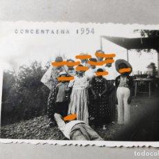 Fotografía antigua: ANTIGUA FOTOGRAFÍA. EN CONCENTAINA. ALICANTE. FOTO AÑOS 50.. Lote 289923163