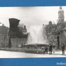 Fotografia antica: FOTOGRAFIA FALLAS DE VALENCIA. Lote 291324388