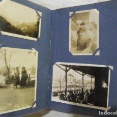 Fotografia antica: ALBUM CON 220 FOTOGRAFIAS - PRINCIPIOS DEL XX HASTA MEDIADOS DE LOS AÑOS 20 - FOTOS CURIOSAS. Lote 292539113