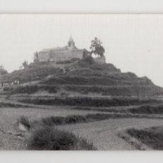 Fotografia antica: ERMITA DE SANTA LLUCIA DE SOBREMUNT, BARCELONA. Lote 293169018