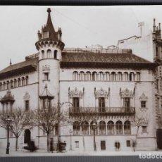 Fotografia antica: FOTOGRAFÍA VISTA EDIFICIO ANTIGUO DE BARCELONA AÑOS 30-40. Lote 293235118