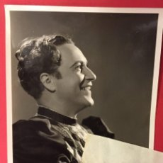 Fotografía antigua: UFA-CINE FOTOGRAFIA DEL ACTOR WILLY FRITCH EN BOCCACCIO. DIR. HERBERT MAISCH. Lote 294568943