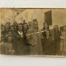 Fotografía antigua: MERIDA, FOTOGRAFÍA FAMILIAR PARA EL RECUERDO…(H.1950?) DESLUCIDA …, FOTO, N. CH. M.. Lote 294575213