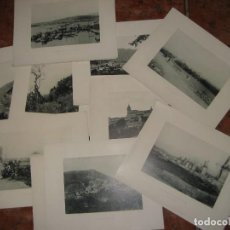 Fotografía antigua: LOTE 18 FOTOTIPIA DE HAUSER Y MENET MALLORCA FOTOGRAFIA . ESPAÑA ILUSTRADA 1894 . 32/25 CM. Lote 295637948