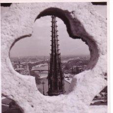 Fotografía antigua: 4 FOTOGRAFIAS DE PARÍS. 1950'S . Lote 12973814