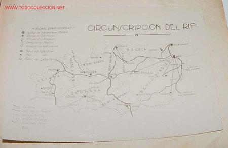 Fotografía antigua: ANTIGUO CUADERNILLO CON 17 FOTOS ORIGINALES - INTERVENCIONES MILITARES DEL RIF - ESTADISTICAS - AÑO - Foto 4 - 26742330