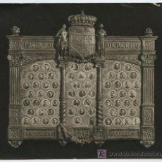 Fotografía antigua: FACULTAD DE DERECHO. BARCELONA. UNIVERSIDAD. 1914. ORLA DE PROFESORES Y ALUMNOS.. Lote 10001509