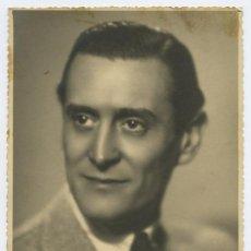 Fotografía antigua: CABALLERO. PEDRO GIL. F: ANTONIO. ZARAGOZA. CIRCA 1935. Lote 10138012