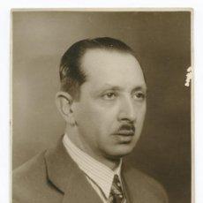 Fotografía antigua: GUILLERMO DÍAZ-PLAJA. F: AMER. CIRCA 1935. Lote 15103136