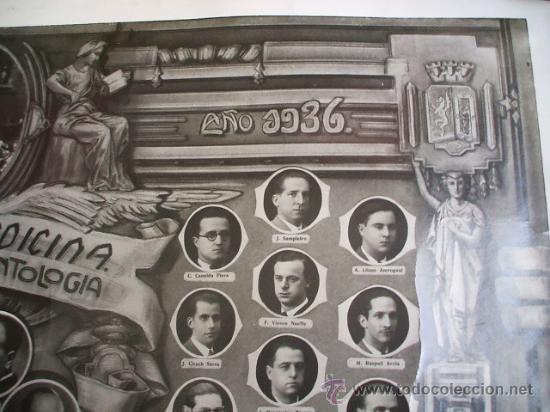 Fotografía antigua: FACULTAD DE MEDICINA - SANTIAGO RAMÓN Y CAJAL - Madrid 1936 - - Foto 3 - 26285608