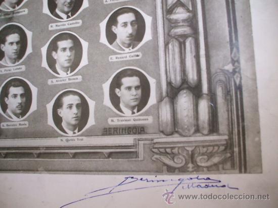 Fotografía antigua: FACULTAD DE MEDICINA - SANTIAGO RAMÓN Y CAJAL - Madrid 1936 - - Foto 4 - 26285608