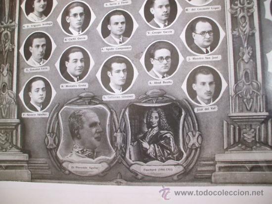 Fotografía antigua: FACULTAD DE MEDICINA - SANTIAGO RAMÓN Y CAJAL - Madrid 1936 - - Foto 6 - 26285608