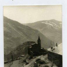 Fotografía antigua: VALENCIA D'ANEU. PINEOS. PALLARS SOBIRÀ. CIRCA 1962. Lote 23438418