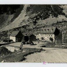 Fotografía antigua: PUERTO DE LA BONAIGUA. REFUGIO DE LAS ARES. 1959. Lote 25413720