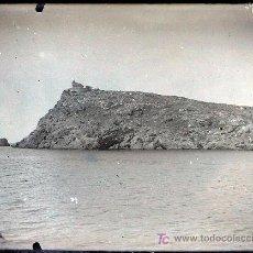 Photographie ancienne: CATALUÑA, VISTA DE FARO POR IDENTIFICAR. 1890-1900. CRISTAL NEGATIVO 9 X 12 CM.. Lote 13806138
