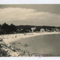 Fotografía antigua: COSTA BRAVA. GIRONA. PALAMÓS. CALA FOSCA. BONITA FOTO DE PLAYA. ALREDEDOR 1955. Lote 25839368