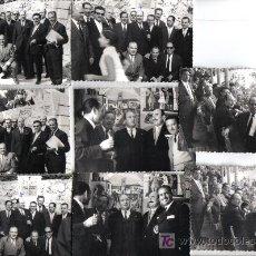 Fotografía antigua: GRUPO ALFERECES PROVISIONALES, MILENARIO DE CASTILLA, BURGOS AÑO 1961. Lote 26315736
