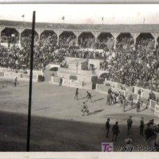 Fotografía antigua: FOTOGRAFIA DE LA LINEA (CADIZ) PLAZA DE TOROS ABRIL 1925. Lote 26346637