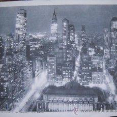 Fotografía antigua: CONFERENCIANTE ESCOLAR.COLECCIÓN Nº 2 SEIX Y BARRAL.FOT. DE NUEVA YORK.FOT VIDAL 59X52. HACIA 1943. Lote 262608325