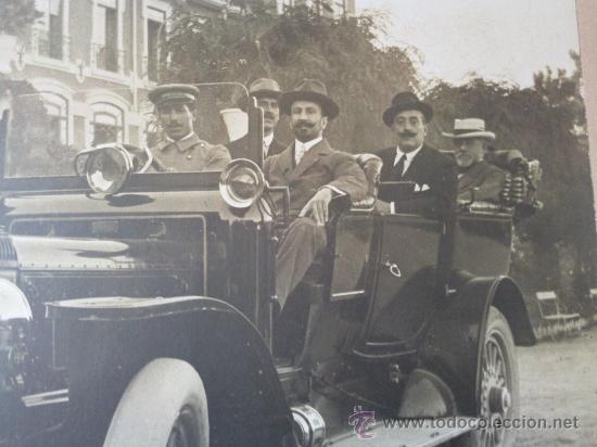 Fotografía antigua: Fotografia del año 1913 Hotel Vidago Portugal imagen Augustus Morgan familia Osborne. - Foto 2 - 26670558