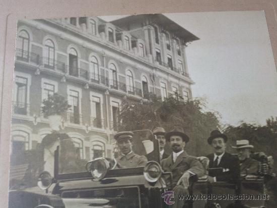 Fotografía antigua: Fotografia del año 1913 Hotel Vidago Portugal imagen Augustus Morgan familia Osborne. - Foto 3 - 26670558