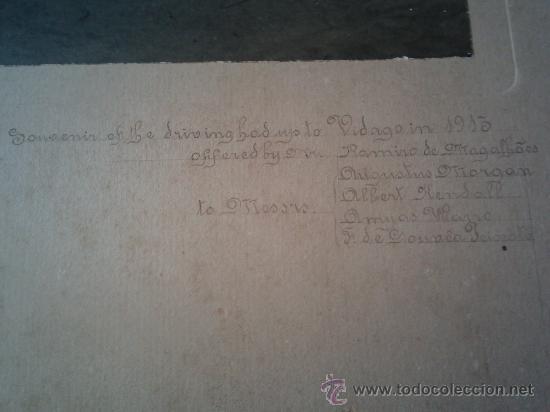 Fotografía antigua: Fotografia del año 1913 Hotel Vidago Portugal imagen Augustus Morgan familia Osborne. - Foto 4 - 26670558