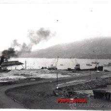 Fotografía antigua: MAGNIFICA Y ANTIGUA FOTOGRAFIA ORIGINAL DE CARIÑO (LA CORUÑA) . Lote 27212575