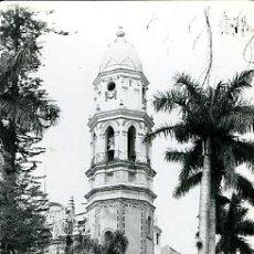 Fotografía antigua: ANTIGUA FOTOGRAFIA. SANTUARIO VIRGEN DE GUADALUPE. LA CONCORDIA. ORIZABA. POSTAL. Lote 22963651
