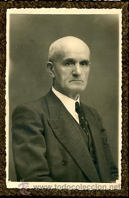 ANTIGUA FOTOGRAFIA. FOTO A. PAZOS. CIUDAD RODRIGO. 1942 (Fotografía Antigua - Gelatinobromuro)